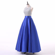 Load image into Gallery viewer, Elegant Full Length Party Dress | New Arrival 2018 - esstey