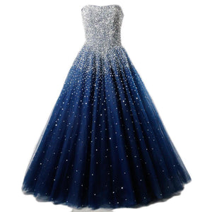 Royal Vintage Ball Gown | New Arrival 2018 - esstey