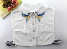 Load image into Gallery viewer, Designer Detachable Collar Shirt | New Arrival 2018 - esstey