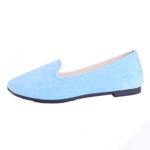 Classy Candy Color Loafers | Summer Collection 2018 - esstey