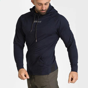 Cotton Made Casual Men Zipper hoodie - Multiple Style & Colors - esstey