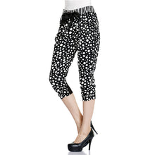 Load image into Gallery viewer, Elegant Dotted Print Harem Pants | Summer collection 2018 - esstey