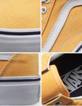 Load image into Gallery viewer, Vans Old Skool Yellow Sneakers Low-top Trainers - Unisex - esstey