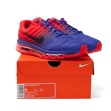 Load image into Gallery viewer, Men Nike Air Max Breathable Running Shoes - Multi tone Red Purple - esstey