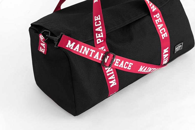 'Maintain Peace' Duffle Bag - esstey