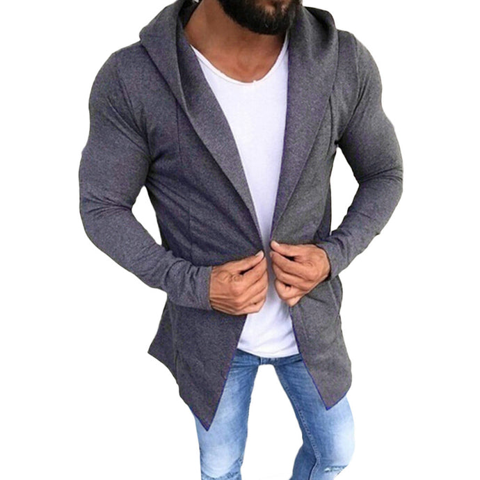 Men's Casual Cardigan Hoodies