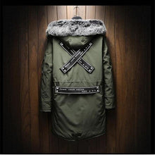 Load image into Gallery viewer, X' Parka Jacket - esstey