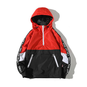 'Seeker' Windbreaker - esstey