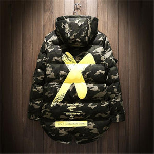 'X' Winter Coat - esstey