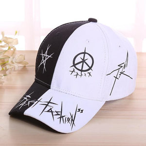 'Sharp Pointed' Printed Cap - esstey