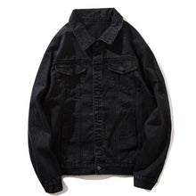 Load image into Gallery viewer, 'Yuzu' Denim Jacket - esstey
