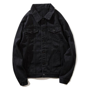'Yuzu' Denim Jacket - esstey