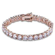 Load image into Gallery viewer, 5mm Tennis Bracelet - esstey