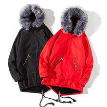 Load image into Gallery viewer, 'Star' Winter Parka Jacket - esstey