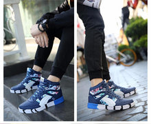 Load image into Gallery viewer, 'Floral Printed' High Tops - esstey