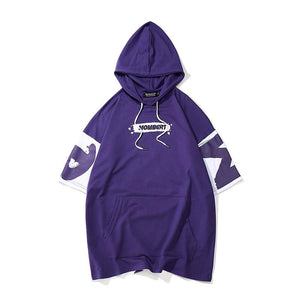 'Awake' Hooded T-Shirt - esstey