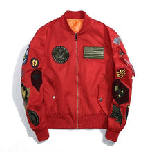 Load image into Gallery viewer, 'Army' Bomber Jacket - esstey