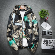Load image into Gallery viewer, 'Full Body Zip On' Windbreaker - esstey
