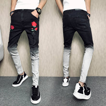 Load image into Gallery viewer, 'Roses' Jeans - esstey