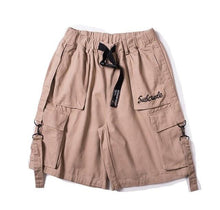 Load image into Gallery viewer, 'Safari Season 1' Drawstring Shorts - esstey