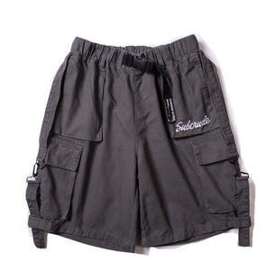 'Safari Season 1' Drawstring Shorts - esstey