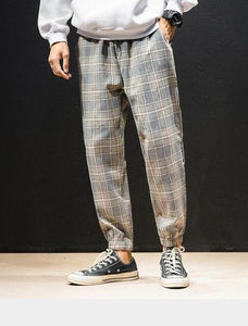 'Striped' Trouser Pants - esstey
