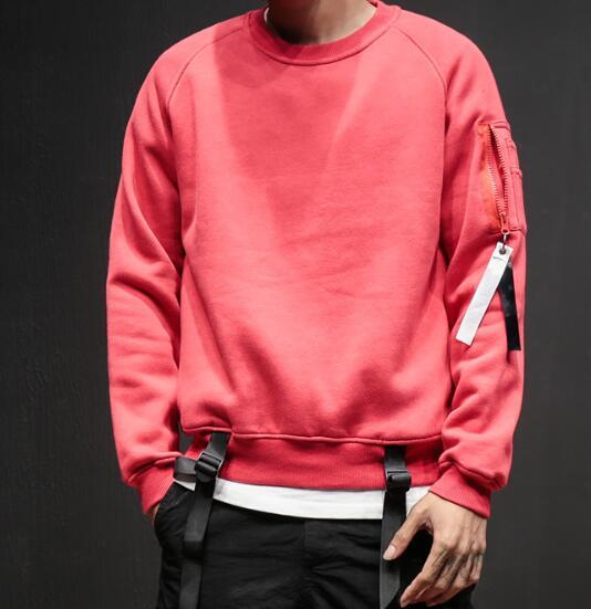 'Arm Zip' Sweatshirt - esstey