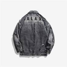 Load image into Gallery viewer, 'Galaxy' Denim Jacket