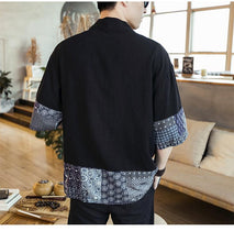 Load image into Gallery viewer, 'Graphic' Kimono - esstey