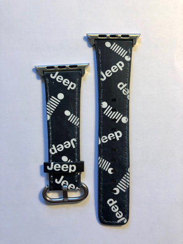 Jeep Apple Watch Band