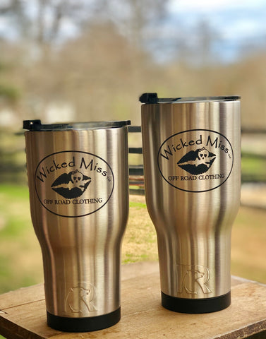 Wicked Miss Stainless Steel Tumbler