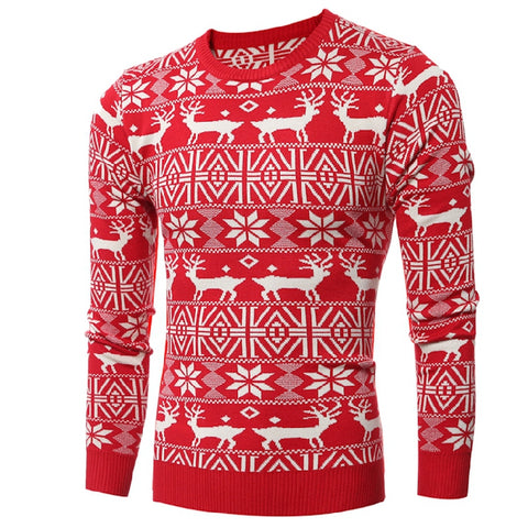 MarKyi christmas pullover