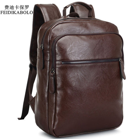 2018 New High Quality Leather Backpacks