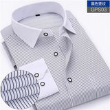 Brand Long sleeve striped shirt collection