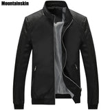 Mountainskin  Solid Slim Coats