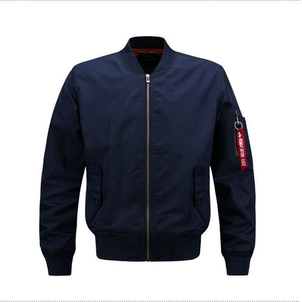 Grandwishn Bomber Flight Pilot Jacket