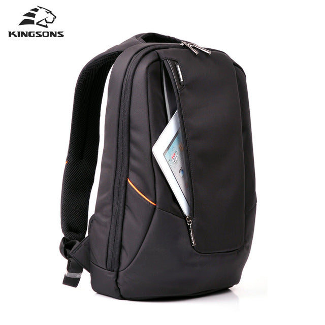 Kingsons Black Laptop Backpacks – Mall Of Star 2dc83122b5856