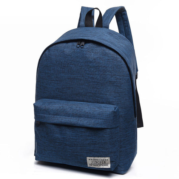 Brand Canvas Backpacks