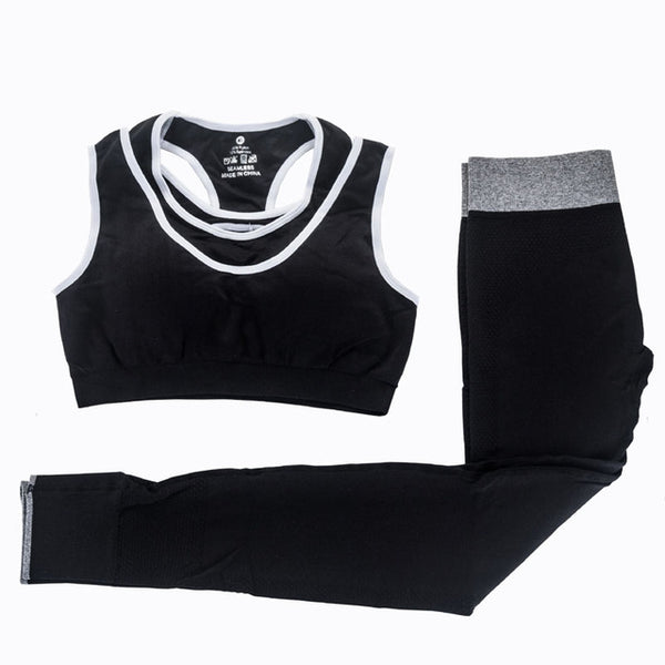 MAIJION 2Pcs Women Fitness Sets