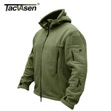 TACVASEN Fleece Jacket