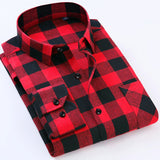 New Flannel Plaid Shirt collection