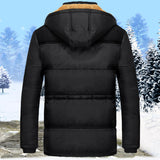 Casacos masculino winter coat