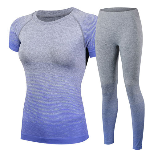 YUERLIAN New Fashion Fitness Clothes