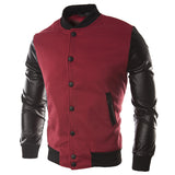 LASPERAL Fashion Leather Jackets