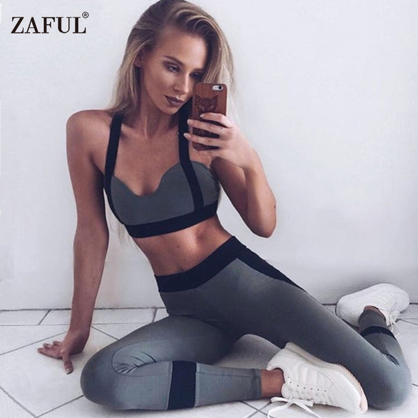 ZAFUL New Sexy Fitness Clothes