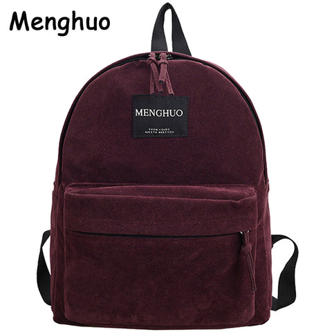 Menghuo Backpacks