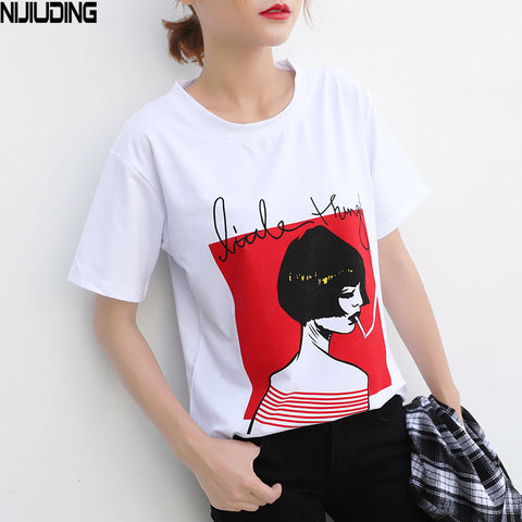 NIJIUDING 2018 New Design T-Shirts