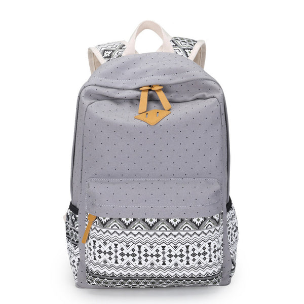 Canvas Printing Backpacks