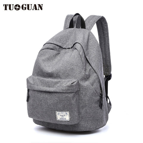 TUGUAN Canvas Backpack