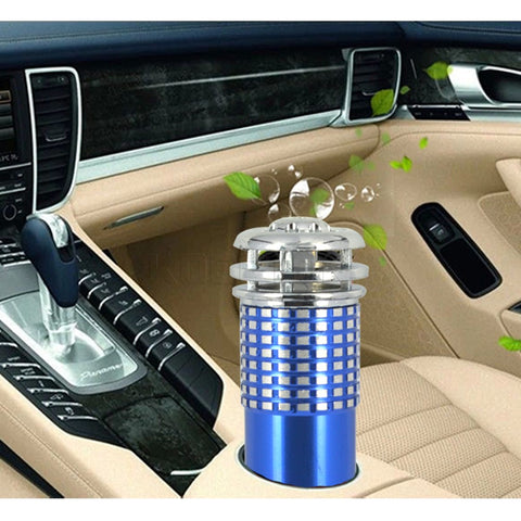 Kebidumei Car Air Purifier with Oxygen 12V